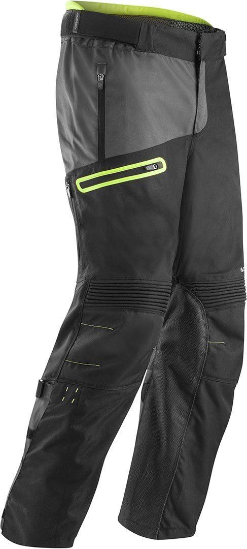 Acerbis Enduro One Textilhose, schwarz-gelb, Größe 38, schwarz-gelb, Größe 38