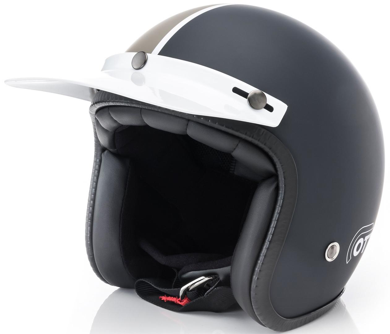 Acerbis Ottano Jet Helm, grün-blau, Größe L, grün-blau, Größe L