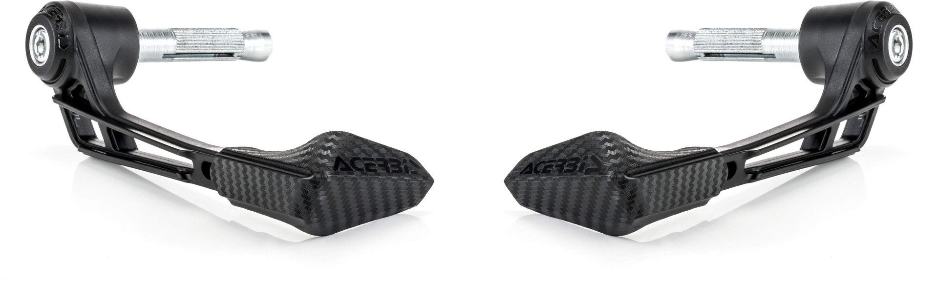 Acerbis X-Road 2.0 Hebelschutz, schwarz, schwarz