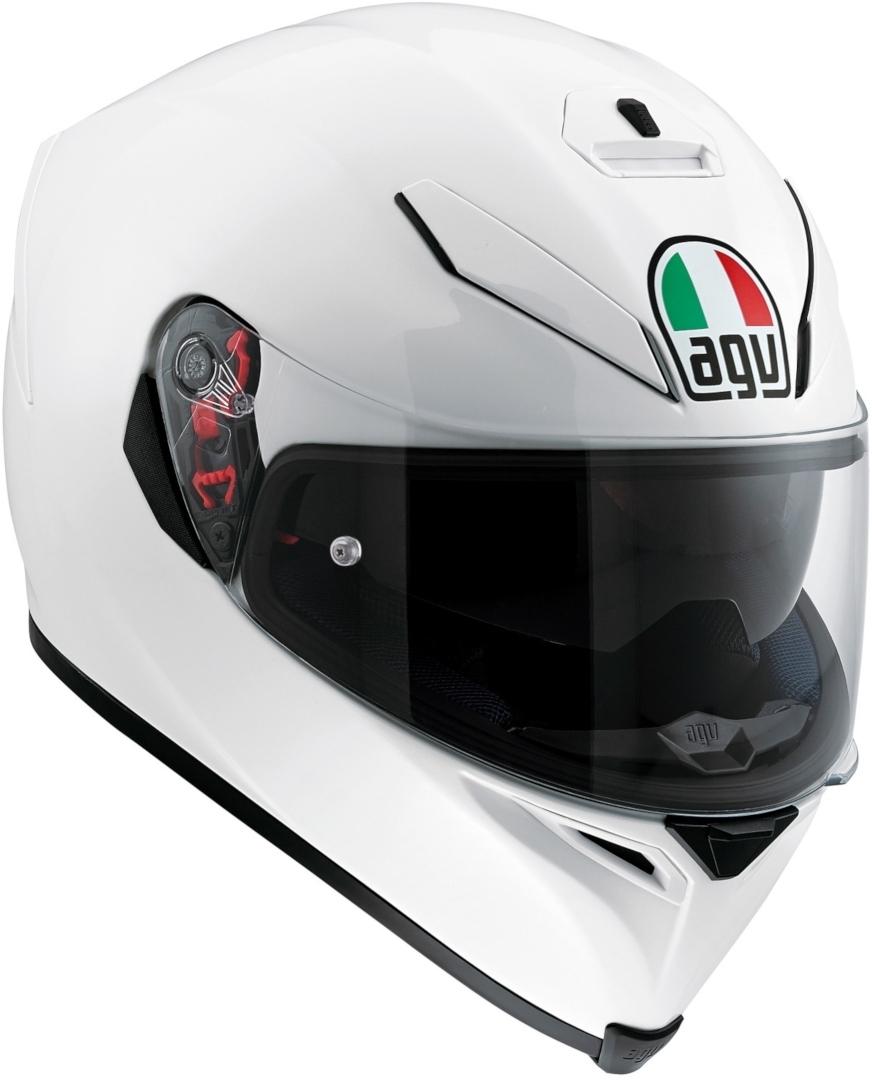 AGV K-5 S Helm, weiss, Größe 2XL, weiss, Größe 2XL