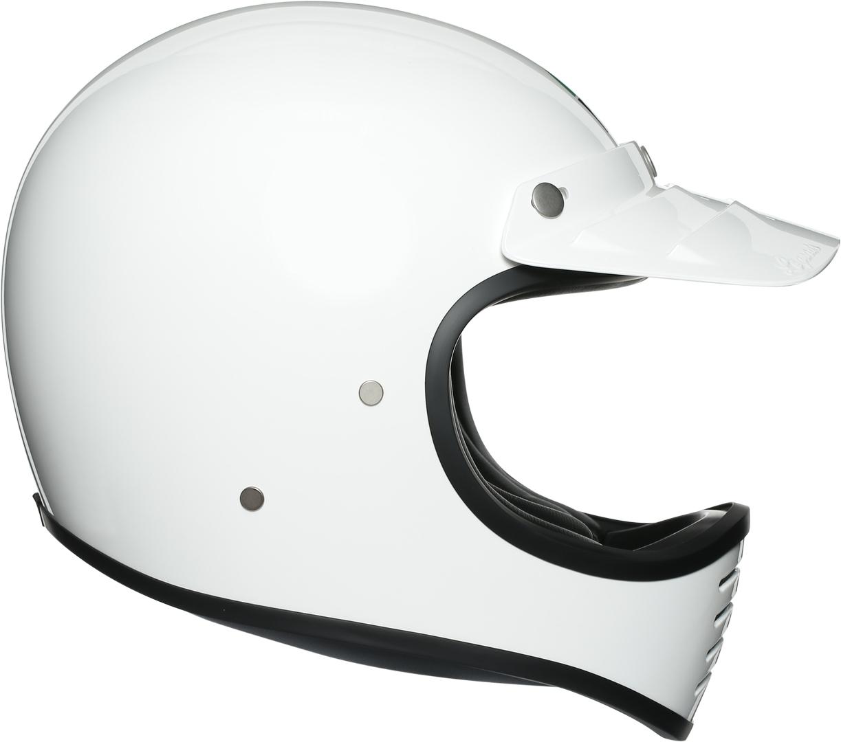 AGV Legends X101 Helm, weiss, Größe XL, weiss, Größe XL