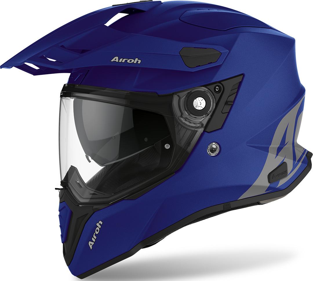 Airoh Commander Color Motocross Helm, blau, Größe 2XL, blau, Größe 2XL