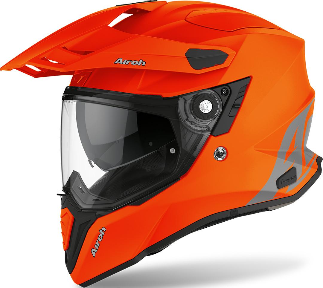Airoh Commander Color Motocross Helm, orange, Größe S, orange, Größe S
