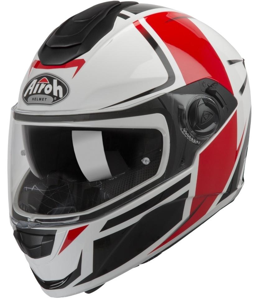 Airoh ST 301 Wonder Helm, rot, Größe XS, rot, Größe XS