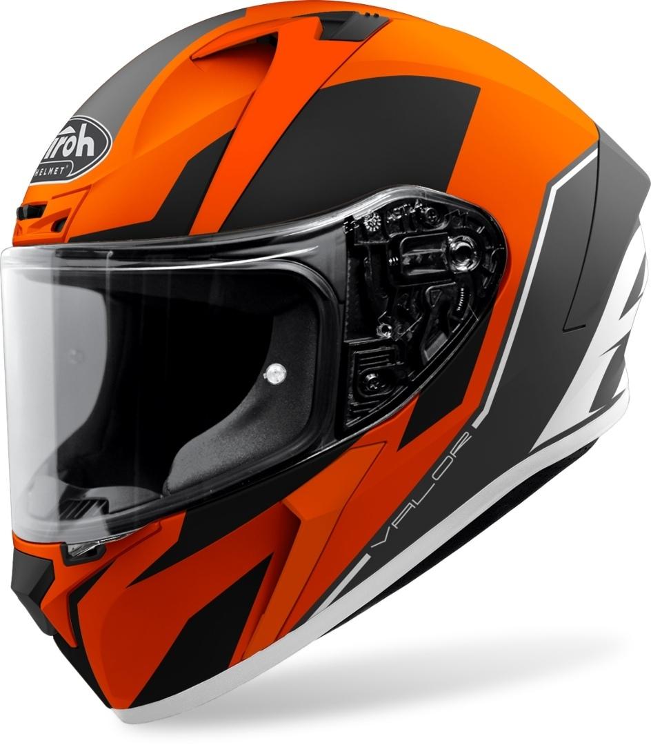 Airoh Valor Wings Helm, orange, Größe S, orange, Größe S
