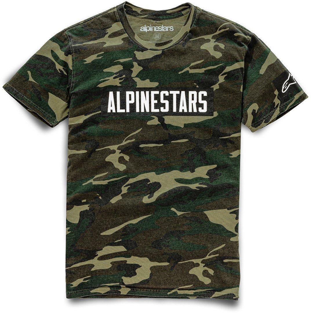 Alpinestars Adventure T-Shirt, mehrfarbig, Größe M, mehrfarbig, Größe M