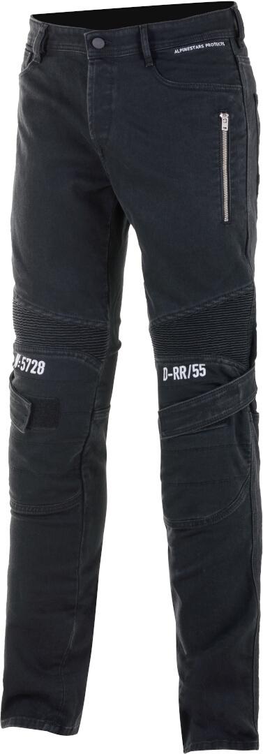 Alpinestars AS-DSL Ryu Motorradjeans, schwarz, Größe 31, schwarz, Größe 31