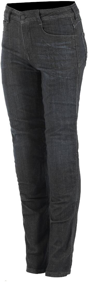 Alpinestars Daisy V2 Damen Motorrad Jeans, schwarz, Größe 34, schwarz, Größe 34