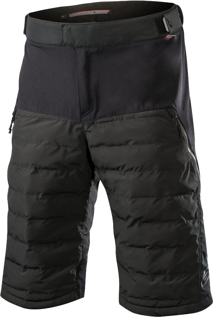 Alpinestars Denali Fahrrad Shorts, schwarz-grau, Größe 30, schwarz-grau, Größe 30