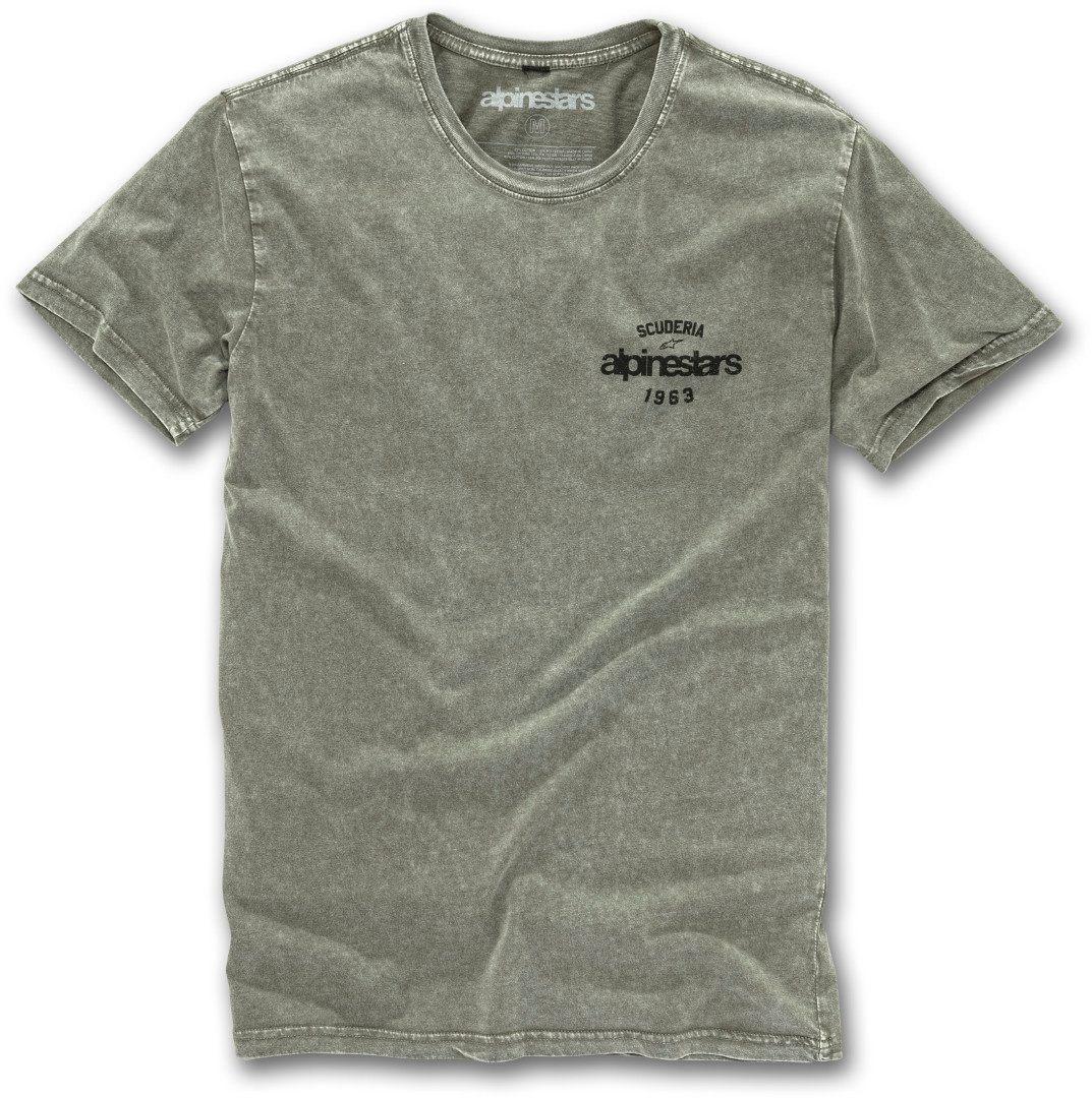 Alpinestars Ease T-Shirt, grün, Größe S, grün, Größe S