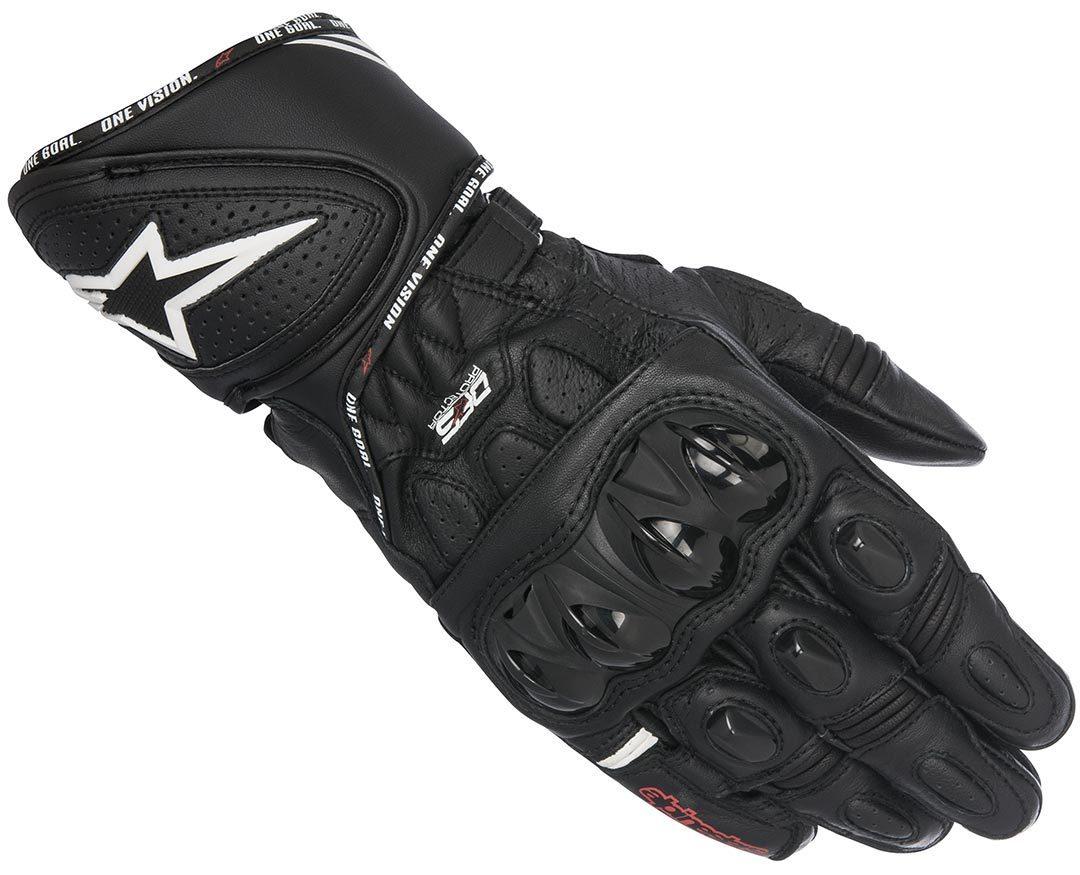 Alpinestars GP Plus R Handschuhe, schwarz, Größe M, schwarz, Größe M