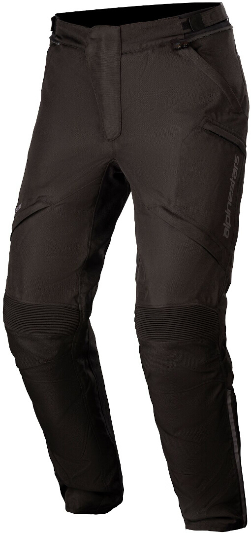 Alpinestars Gravity Drystar Motorrad Textilhose, schwarz, Größe 2XL, schwarz, Größe 2XL