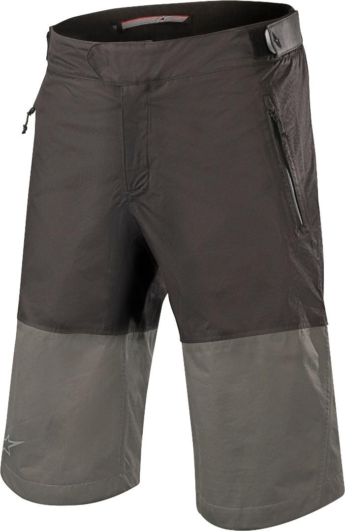 Alpinestars Tahoe Fahrrad Shorts, schwarz-grau, Größe 36, schwarz-grau, Größe 36
