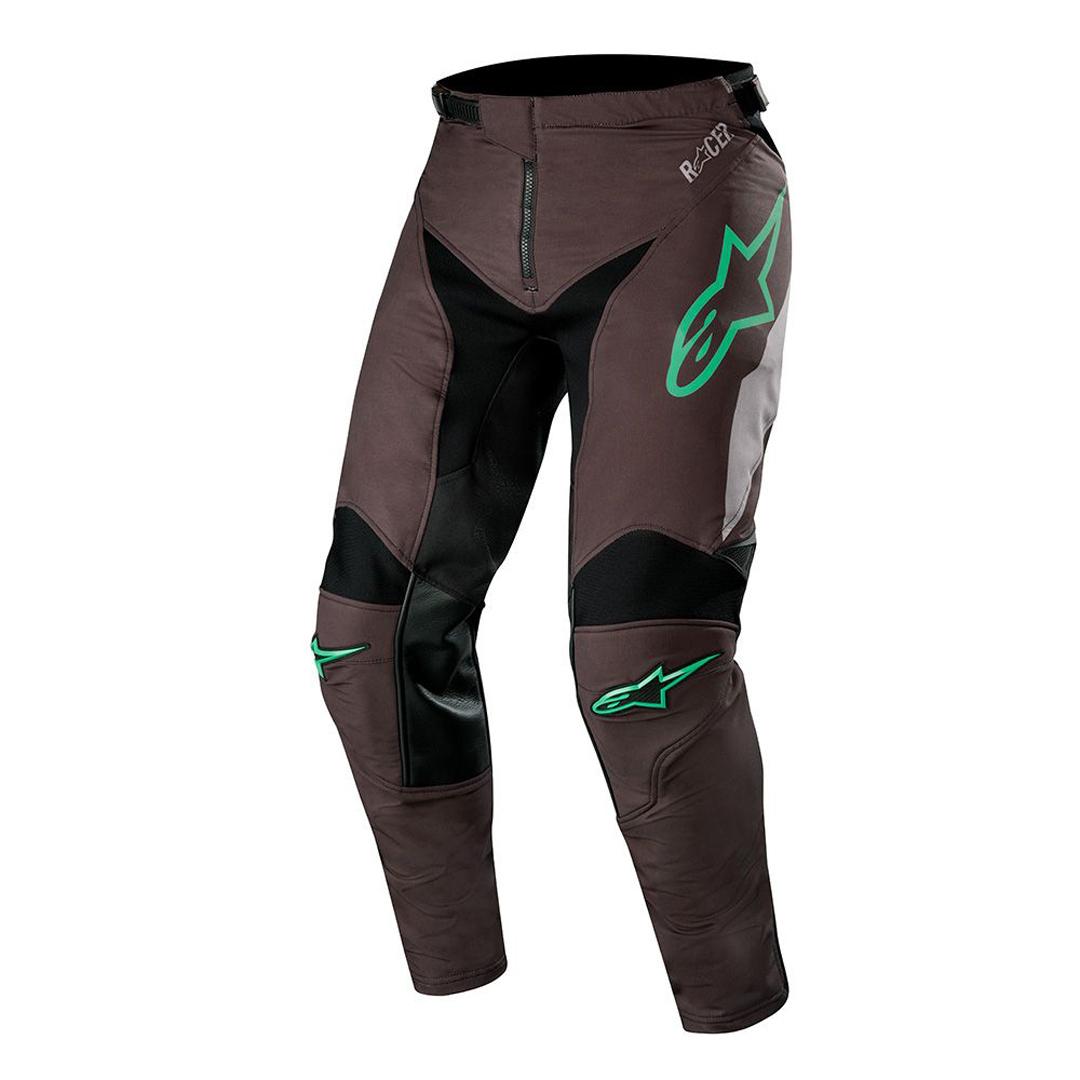 Alpinestars Tech Compass Motocross Hose, schwarz-grau, Größe 32, schwarz-grau, Größe 32