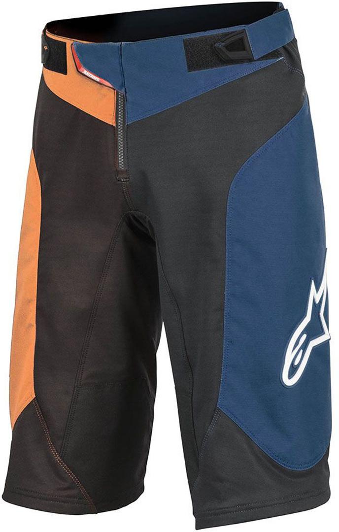 Alpinestars Vector Jugend Shorts, schwarz-orange, Größe 26, schwarz-orange, Größe 26