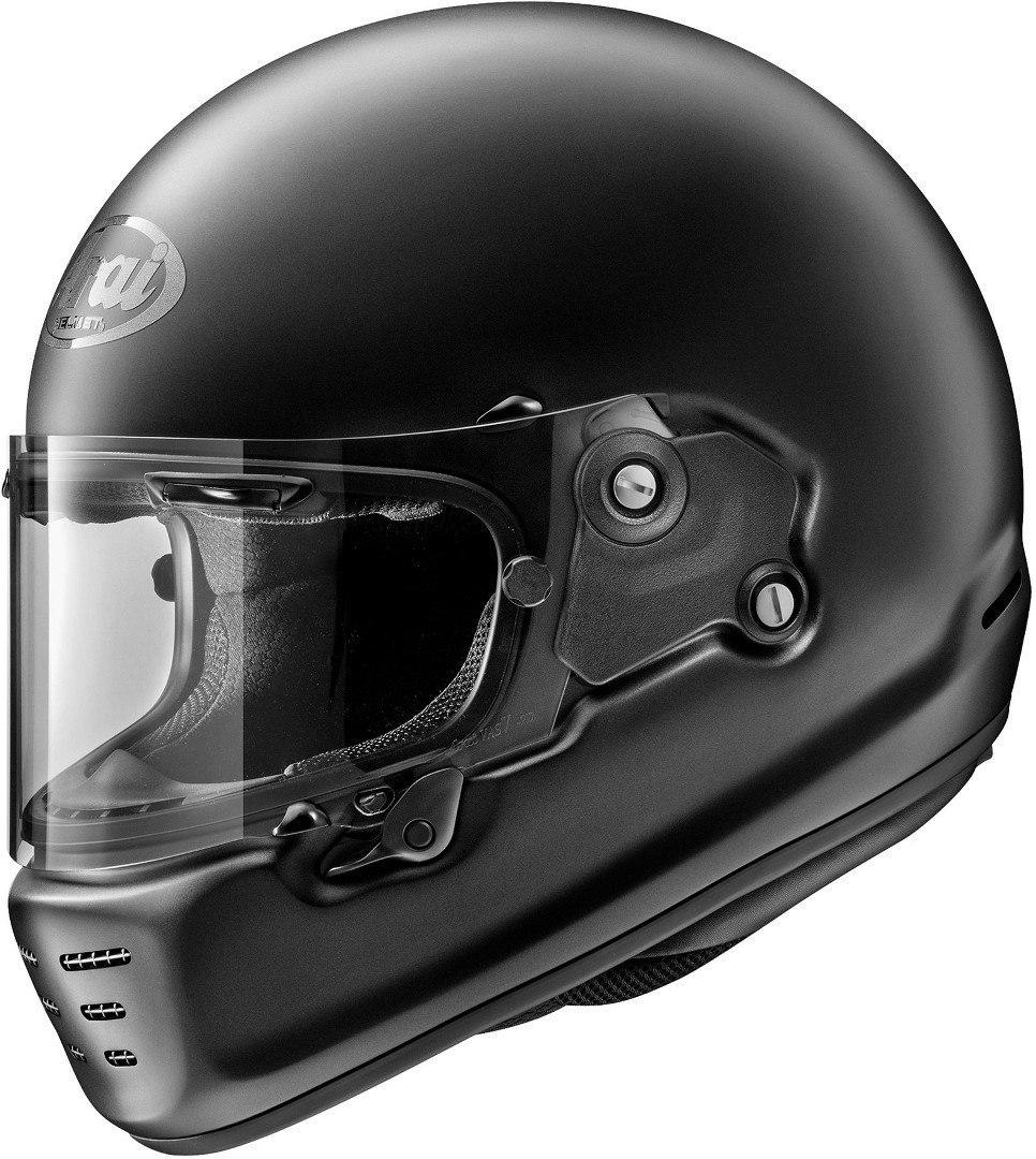 Arai Concept-X Solid Helm, schwarz, Größe M, schwarz, Größe M
