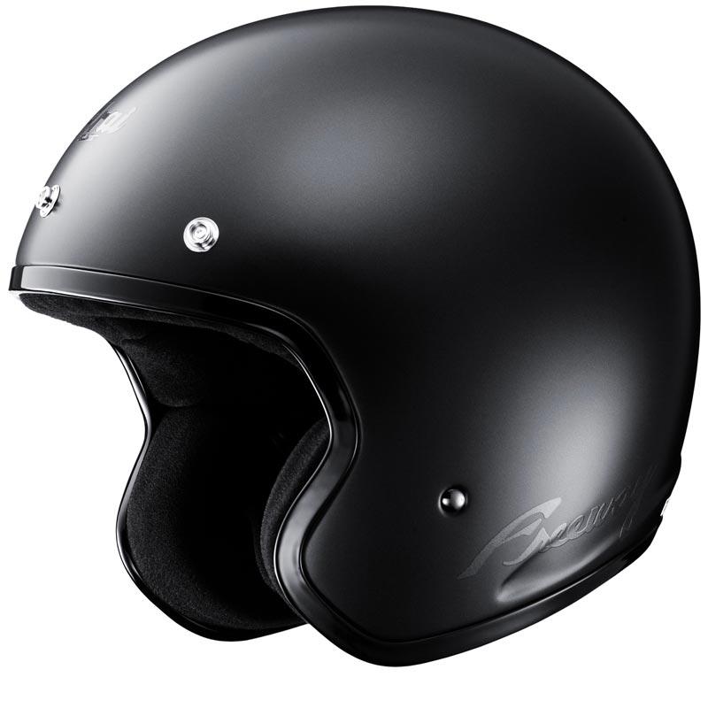 Arai Freeway 2 Jethelm, schwarz, Größe XS, schwarz, Größe XS