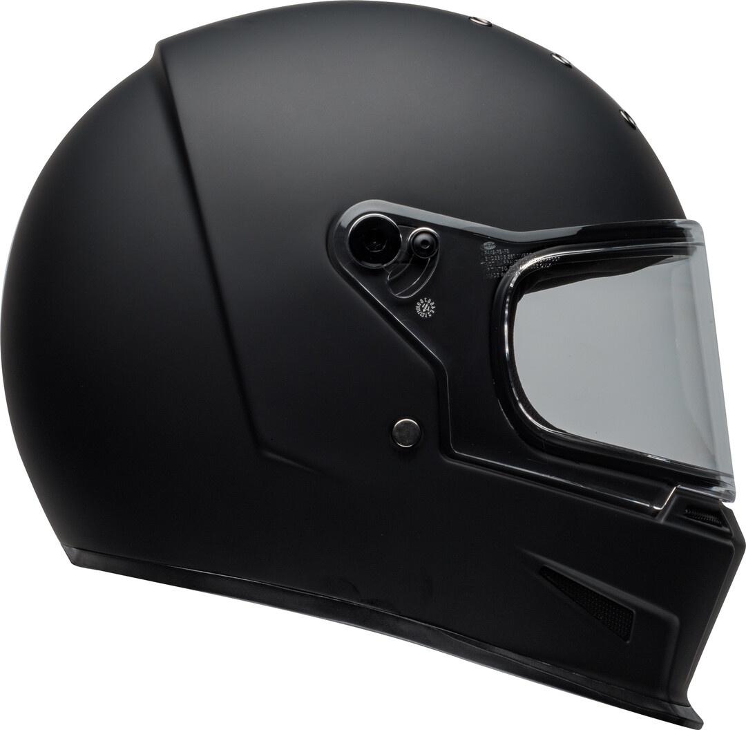 Bell Eliminator Solid Helm, schwarz, Größe XL, schwarz, Größe XL
