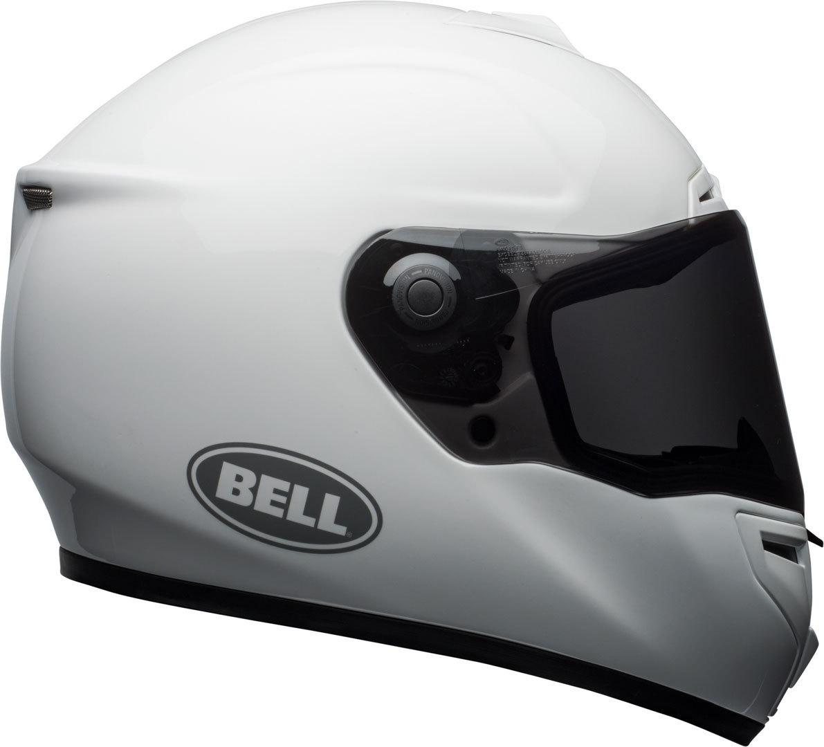 Bell SRT Solid Helm, weiss, Größe L, weiss, Größe L