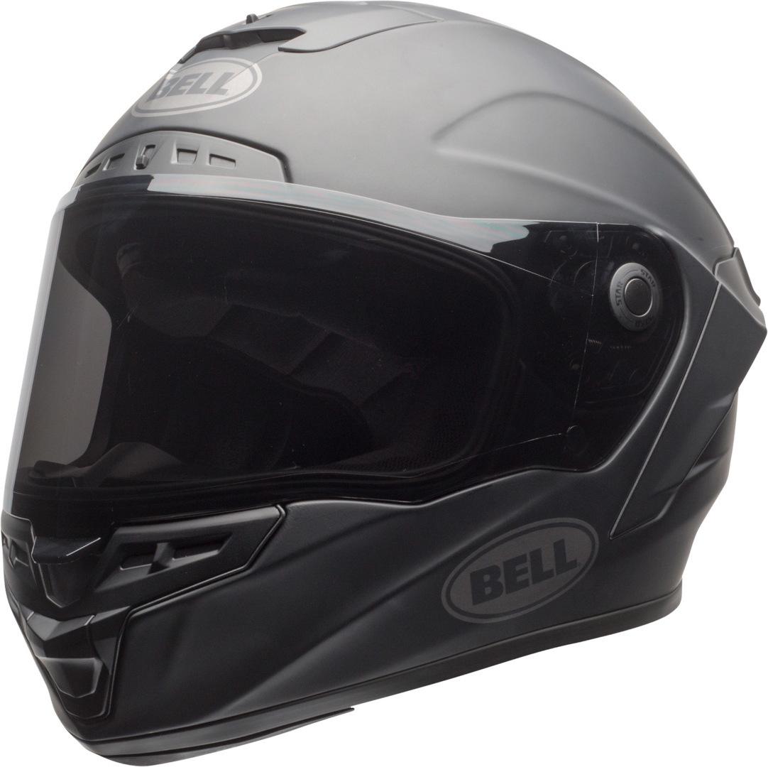 Bell Star DLX Solid Helm, schwarz, Größe XS, schwarz, Größe XS