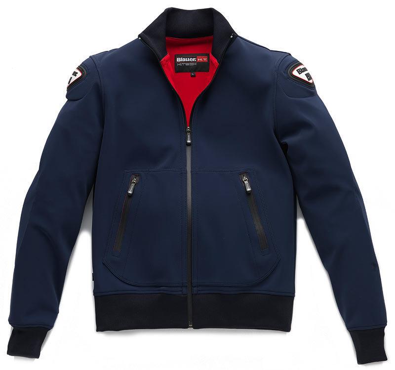 Blauer Easy 1.0 Jacke, Größe 3XL, blau, Größe 3XL