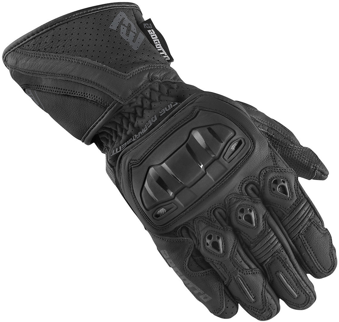 Bogotto Losail Motorradhandschuhe, schwarz, Größe S, schwarz, Größe S