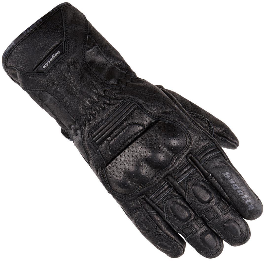 Bogotto SPA Motorradhandschuhe, schwarz, Größe 2XL, schwarz, Größe 2XL