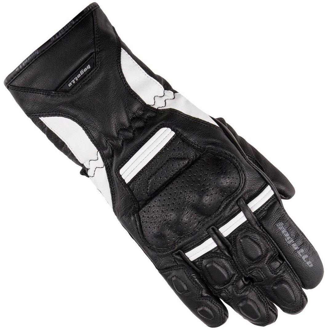 Bogotto SPA Motorradhandschuhe, schwarz-weiss, Größe 4XL, schwarz-weiss, Größe 4XL