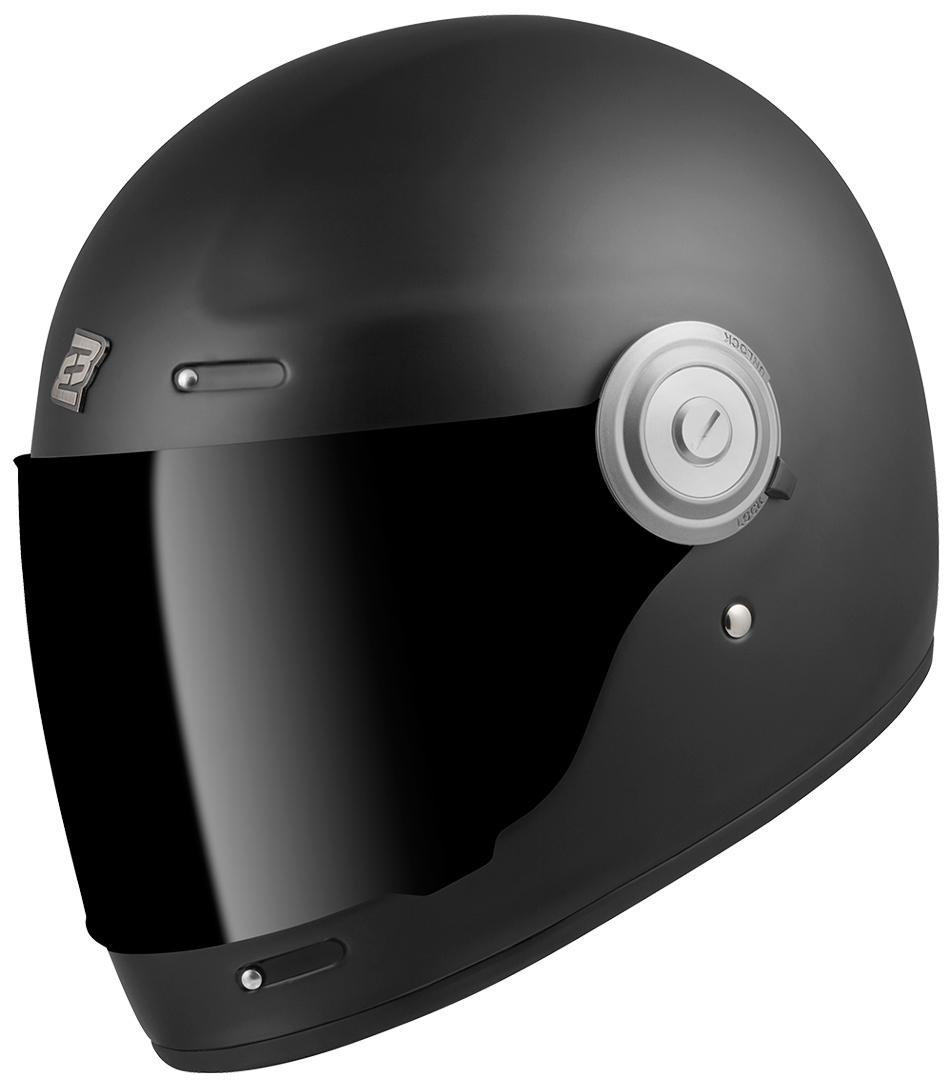 Bogotto V135 Helm, schwarz, Größe M, schwarz, Größe M