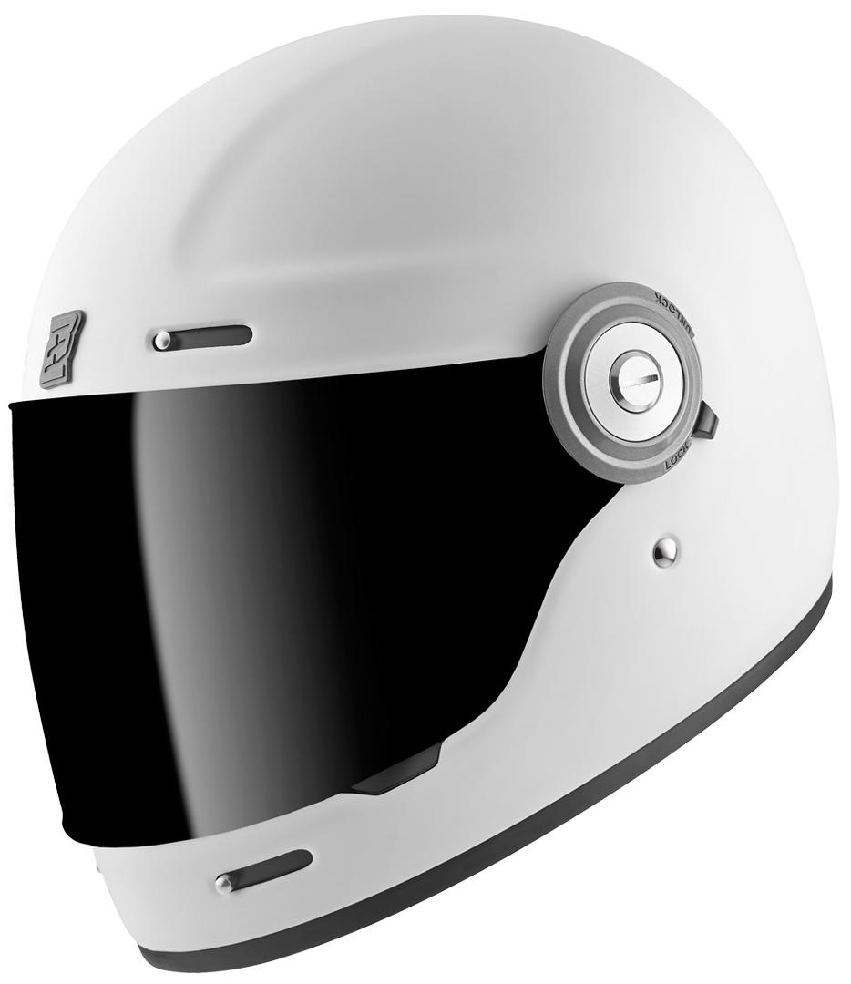 Bogotto V135 Helm, weiss, Größe XS, weiss, Größe XS