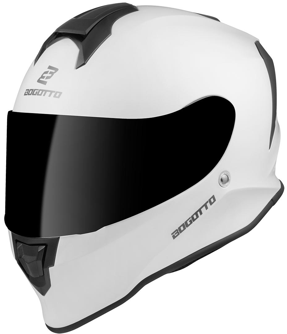 Bogotto V151 Helm, weiss, Größe M, weiss, Größe M