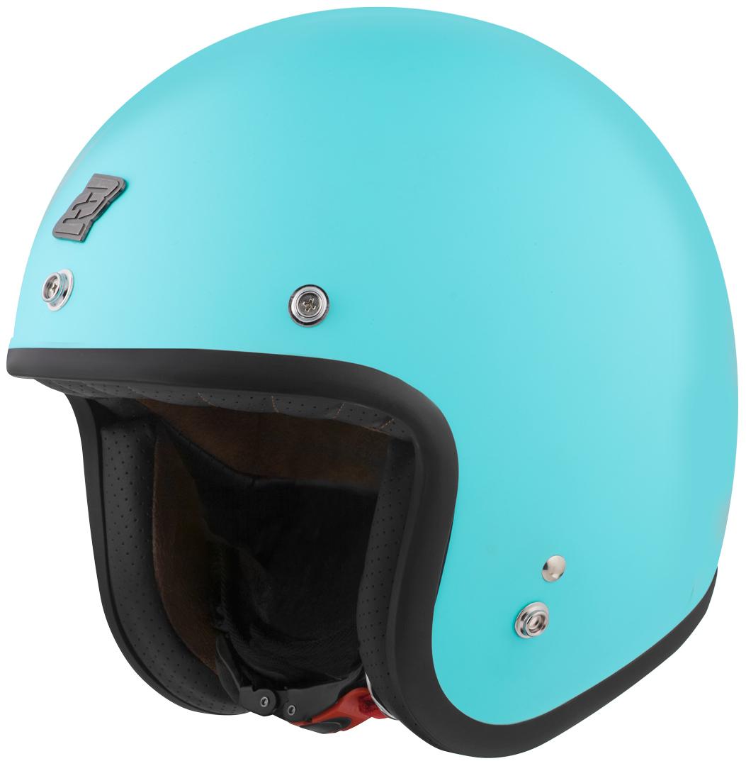 Bogotto V541 Jethelm, blau, Größe 2XL, blau, Größe 2XL