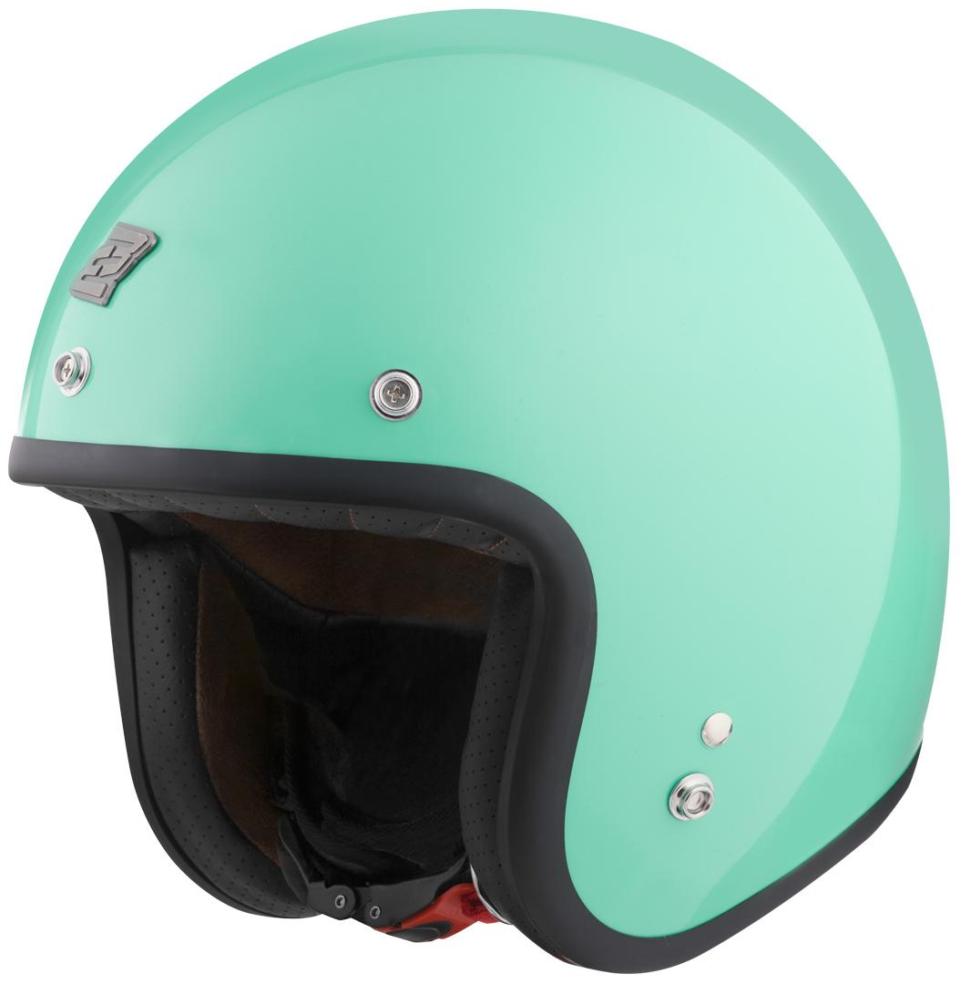 Bogotto V541 Jethelm, grün, Größe M, grün, Größe M