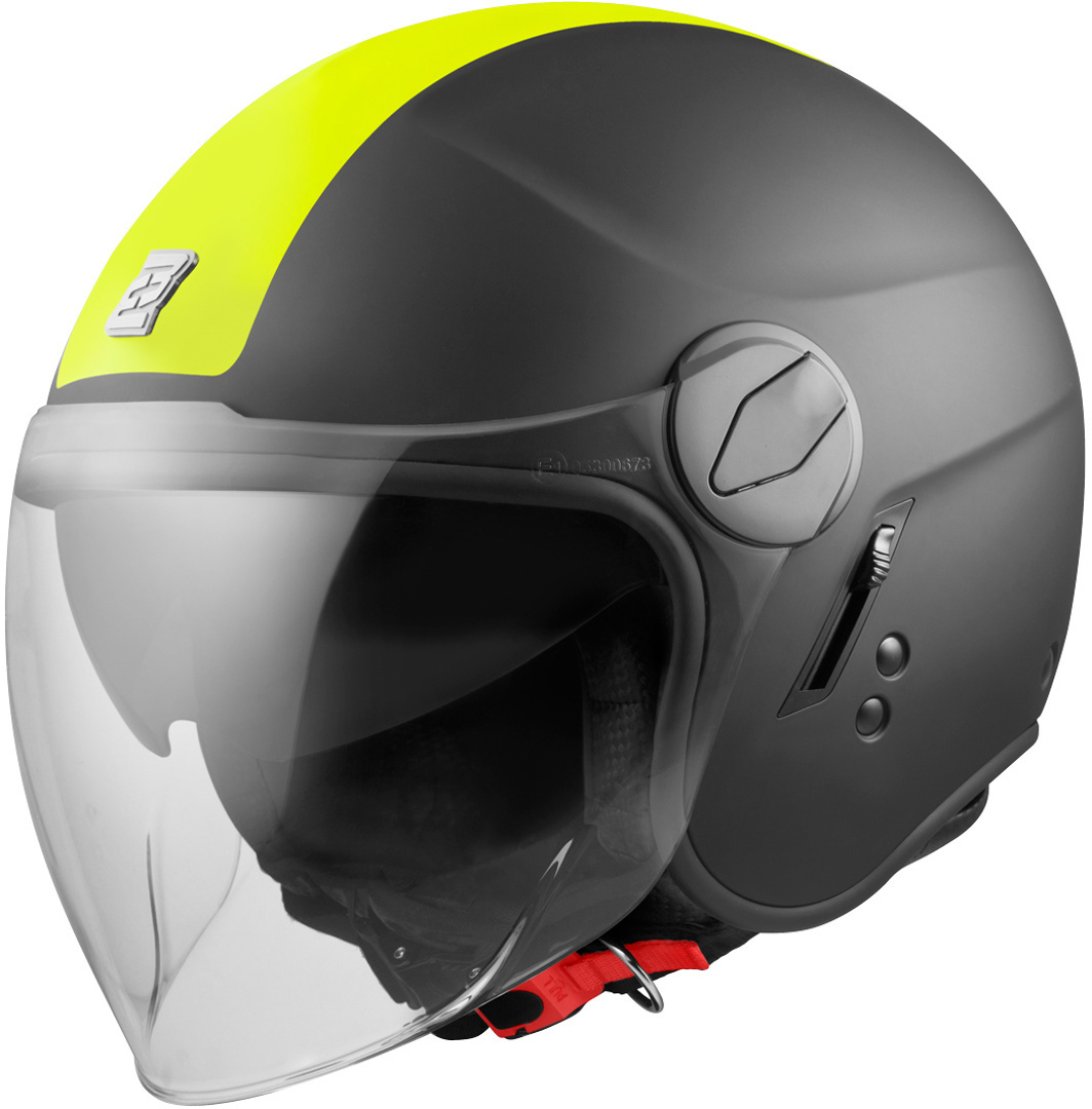 Bogotto V595-1 Next Jethelm, gelb, Größe L, gelb, Größe L