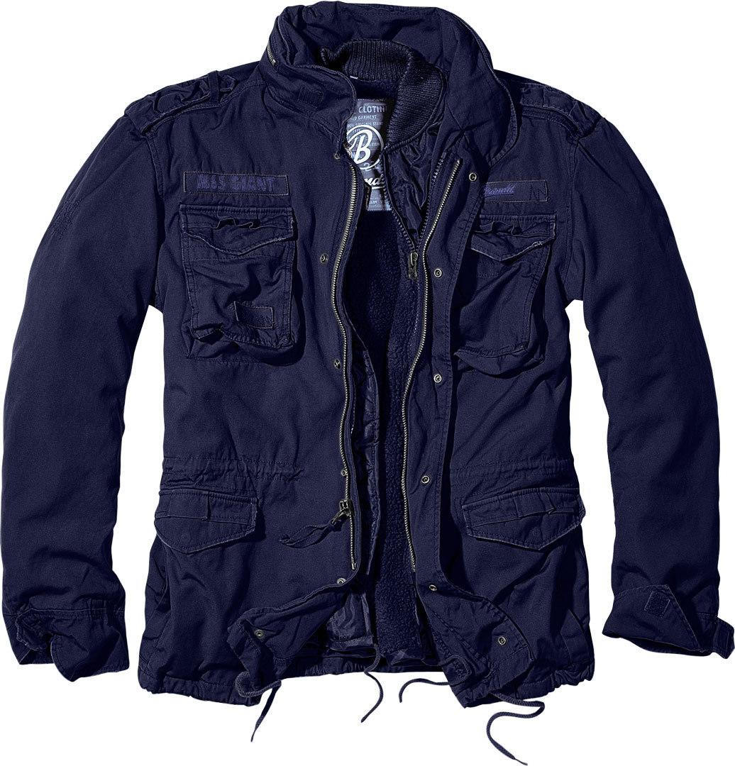 Brandit M-65 Giant Jacke, blau, Größe 5XL, blau, Größe 5XL