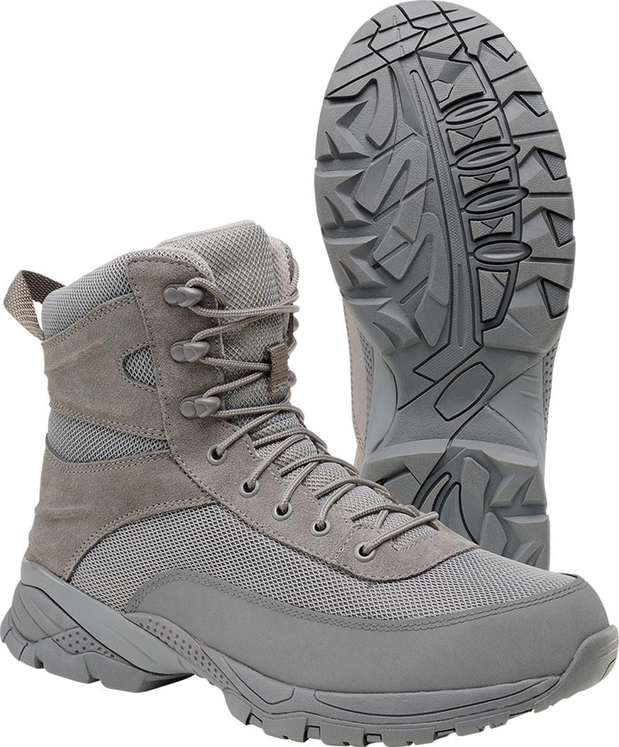 Brandit Tactical Next Generation Stiefel, schwarz-grau, Größe 43, schwarz-grau, Größe 43