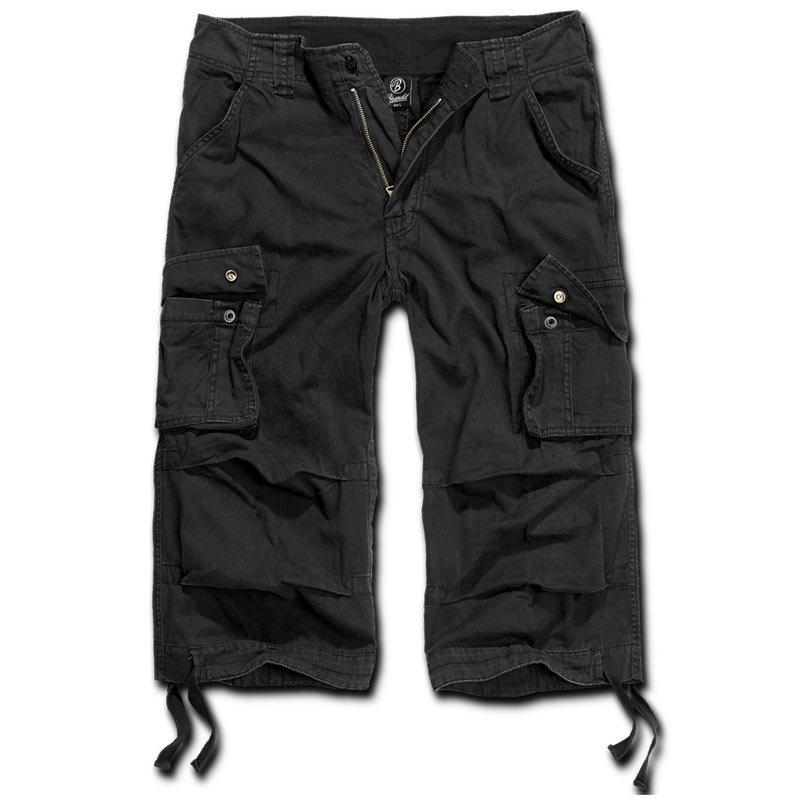 Brandit Urban Legend 3/4 Shorts, schwarz, Größe XL, schwarz, Größe XL