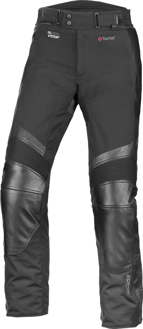 Büse Ferno Motorrad Textilhosen, schwarz, Größe 54, schwarz, Größe 54