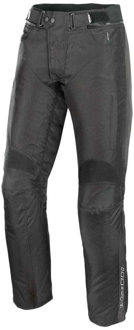 Büse Lago Evo Motorrad Textilhose, schwarz, Größe 110, schwarz, Größe 110