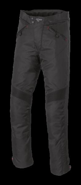 Büse Lago Textilhose, schwarz, Größe 46 48, schwarz, Größe 46 48
