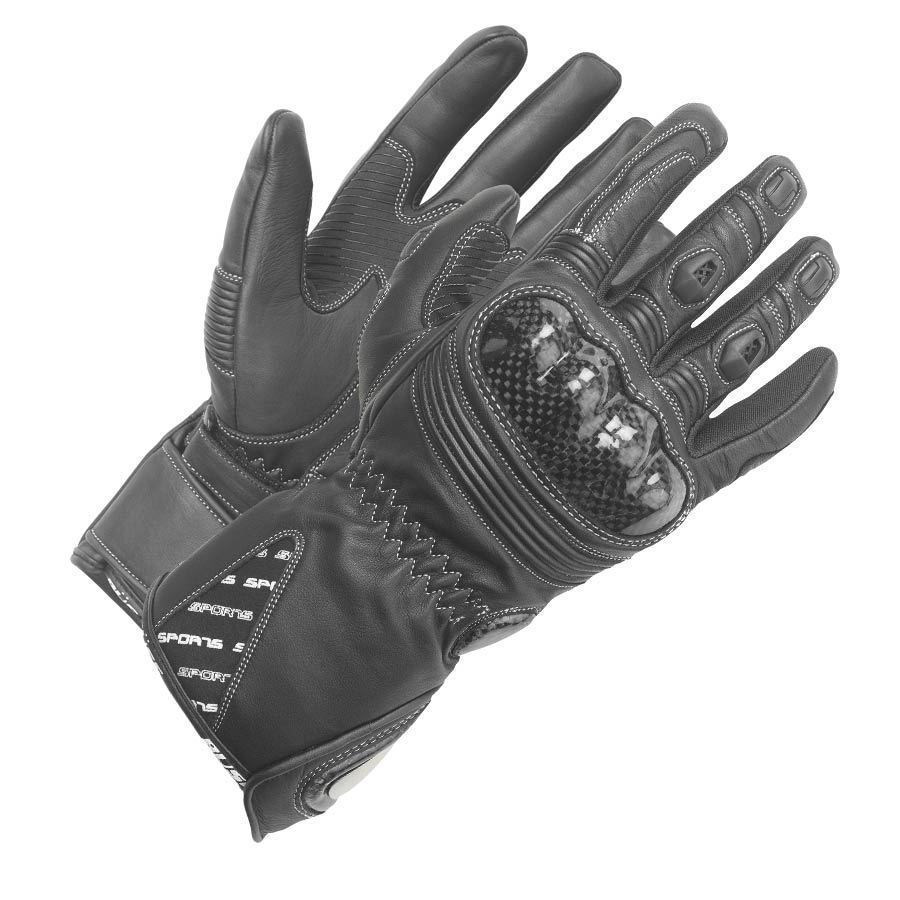 Büse Misano Handschuhe, schwarz, Größe 3XL, schwarz, Größe 3XL