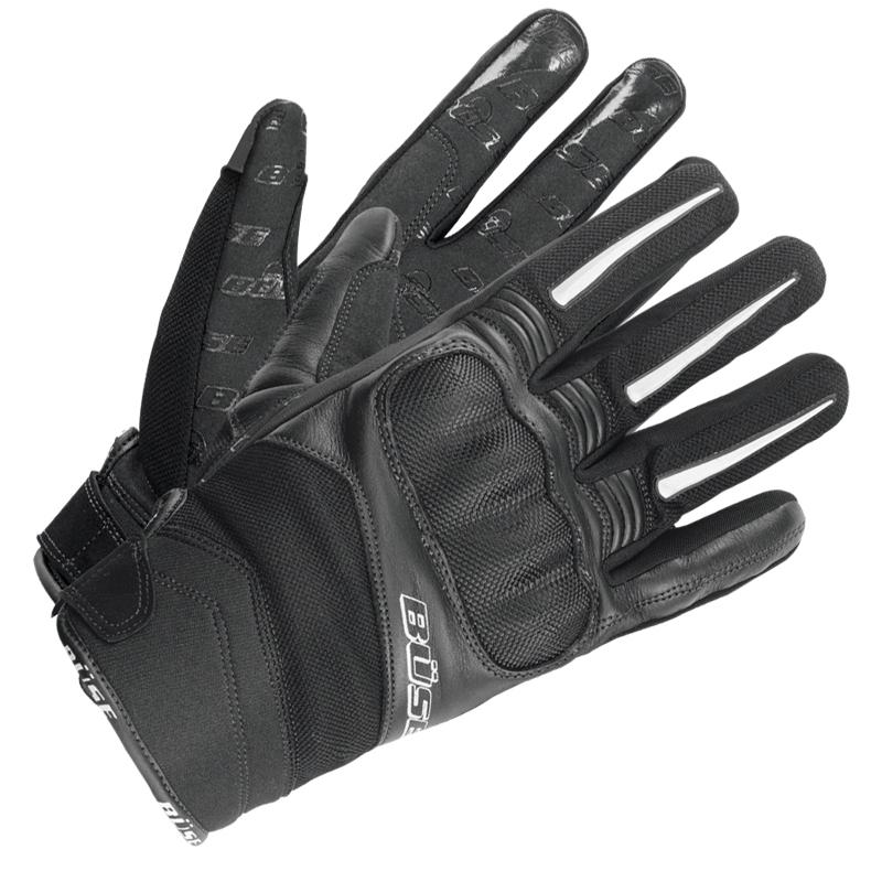 Büse Open Road Evo Offroad Handschuhe, schwarz, Größe 2XL, schwarz, Größe 2XL