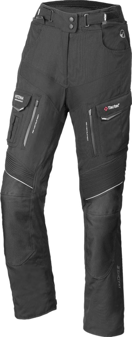 Büse Open Road II Motorrad Textilhosen, schwarz, Größe 52, schwarz, Größe 52