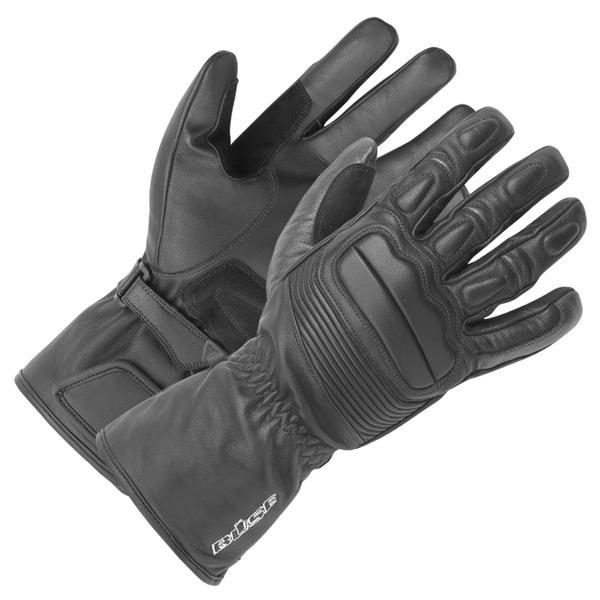 Büse Rider wasserdichte Kinder Handschuhe, schwarz, Größe XS S, schwarz, Größe XS S