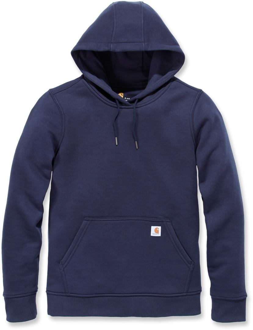 Carhartt Clarksburg Pullover Damen Sweatshirt, blau, Größe XL, blau, Größe XL