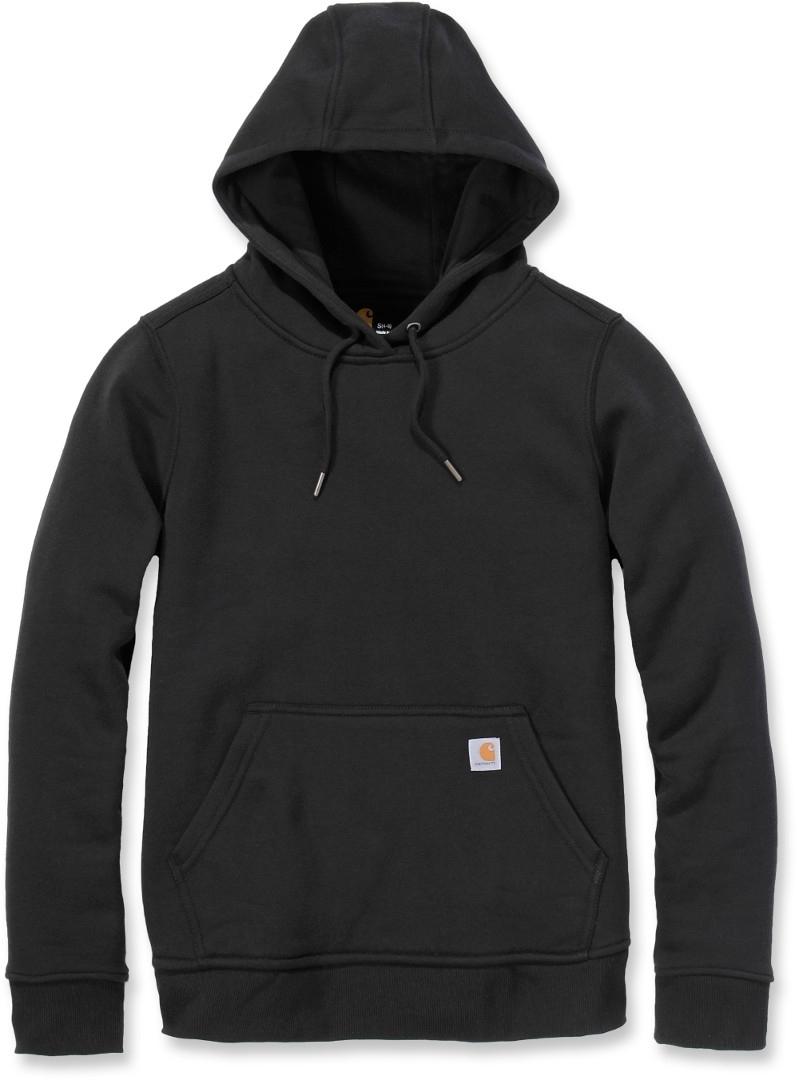 Carhartt Clarksburg Pullover Damen Sweatshirt, schwarz, Größe XL, schwarz, Größe XL