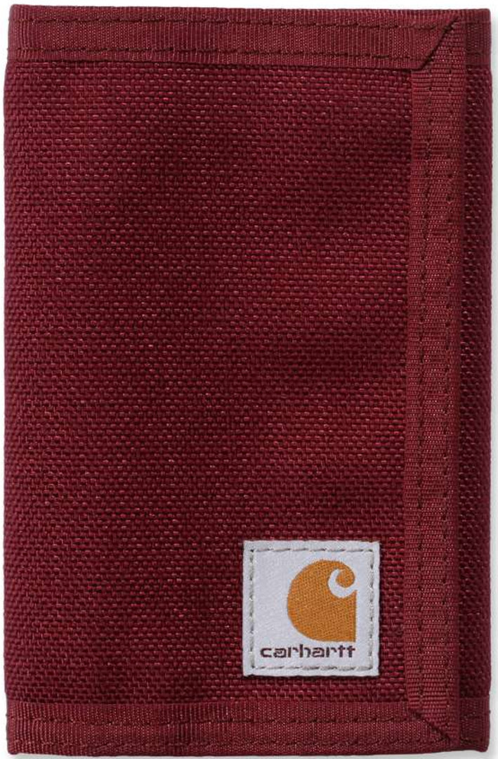 Carhartt Extreme Trifold Portemonnaie, rot, rot
