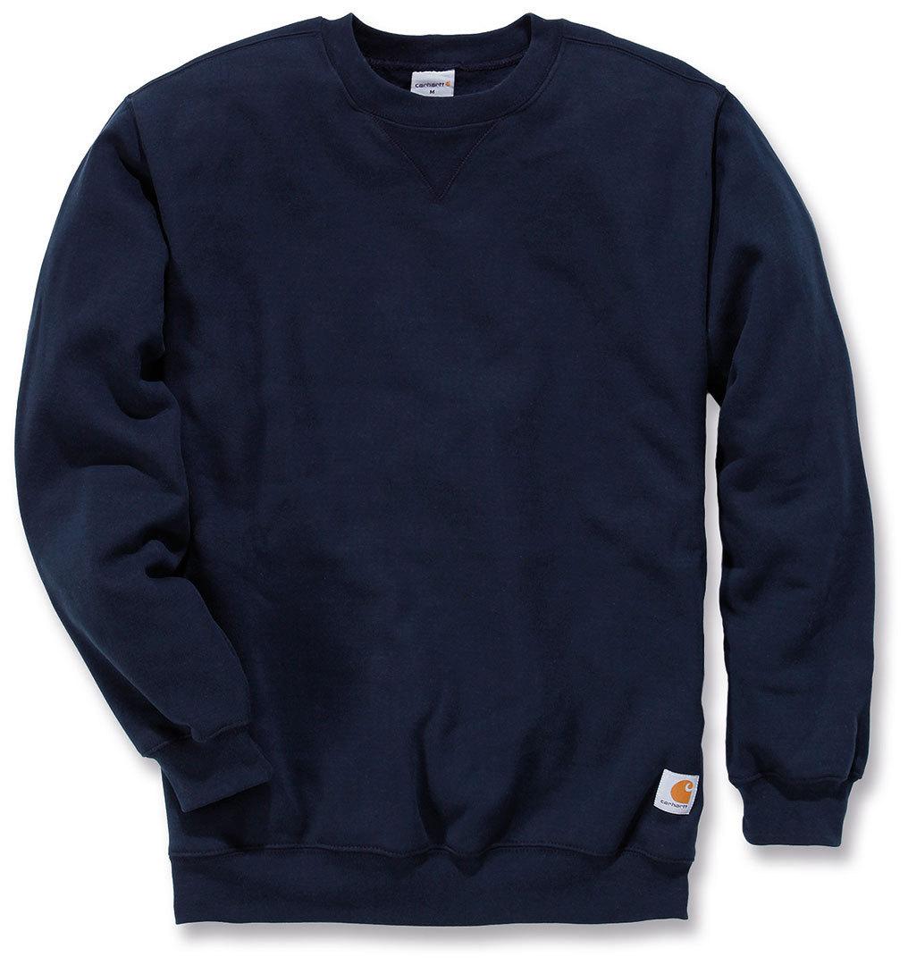 Carhartt Midweight Crewneck Sweatshirt, blau, Größe S, blau, Größe S