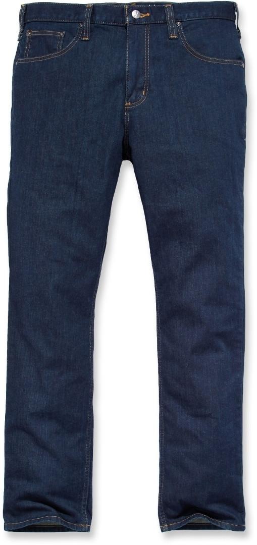 Carhartt Rugged Flex Straight Tapered Jeans, blau, Größe 32, blau, Größe 32