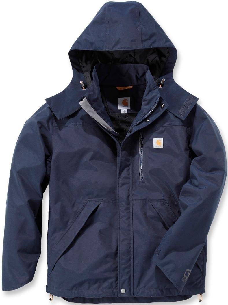 Carhartt Shoreline Jacke, blau, Größe XL, blau, Größe XL